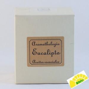 VASO AROMATHOLOGIE EUCALIPTUS
