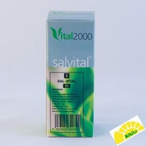 SALVITAL 3 SILICEA  (BIOVITAL)