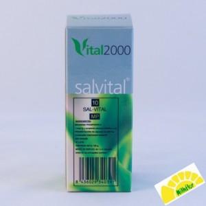 SALVITAL 10 MAG.-FHOSFORICA
