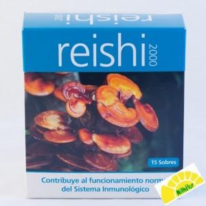 REISHI 2000 15 SOBRES