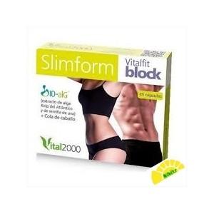 SLIMFORM BLOCK 45 CAPS