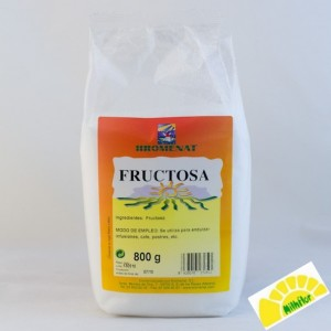 FRUCTOSA 800 GRS
