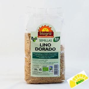 LINO DORADO 250 GR BIO