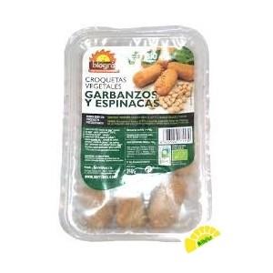 CROQUETAS GARBANZOS...