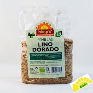 LINO DORADO 500GRS BIO