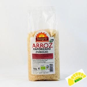 ARROZ VAPORIZADO 500 GRS