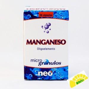 MANGANESO MICROGRANULOS