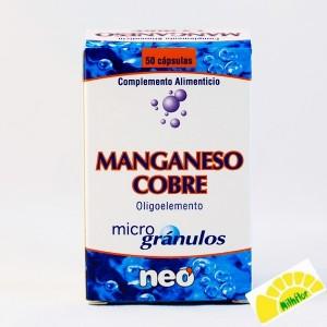 MANGANESO COBRE MICROGRANULOS