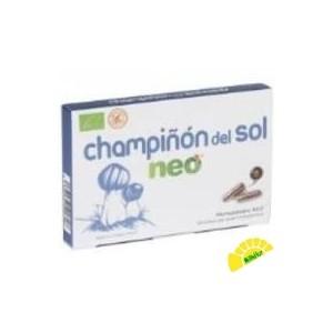 CHAMPIÑON DEL SOL  60 CAPS...