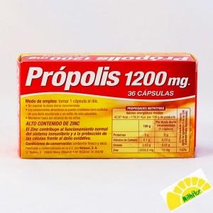 PROPOLIS 1200MG 36CAPS