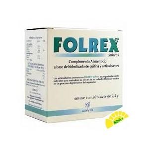 FOLREX 30 SOBRES