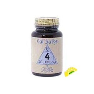 SAL SALIS Nº4 KCL 60COMP