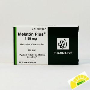 MELATON PLUS 60 COMPRIMIDOS