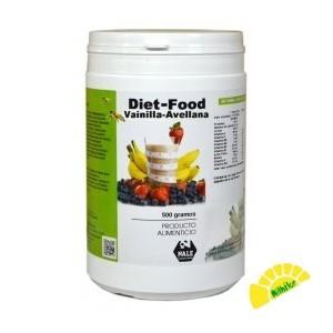 DIET FOOD VAINILLA AVELLANA