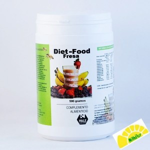 DIET FOOD FRESA