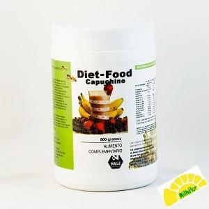DIET FOOD CAPUCHINO