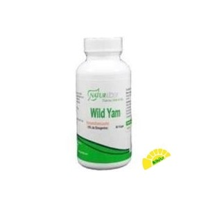 WILD YAM STD 60 VCAPS
