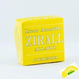 ZIRALL LICOR AMARILLO