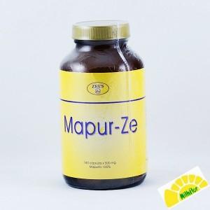MAPUR ZE 500 MG 180 CAPS