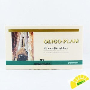 OLIGO PLAM Nº3 BISMUTINITA