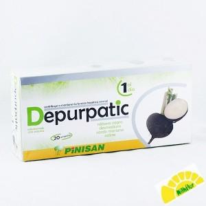 DEPURPATIC  20 AMPOLLA