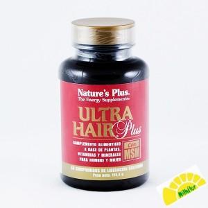 ULTRA HAIR PLUS 60 COMP