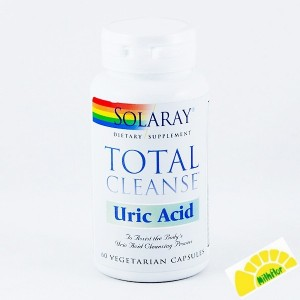 TOTAL CLEANSE URIC ACID...
