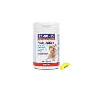 PET NUTRITION (VIT Y MIN...