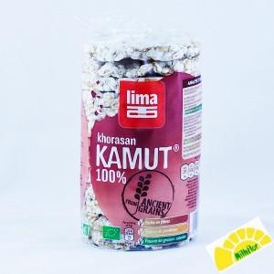 TORTITAS KAMUT LIMA 100 GRS