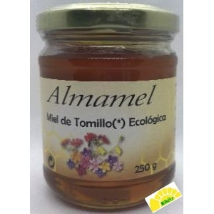 MIEL TOMILLO 250GRS ALMAMEL