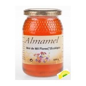 MIEL FLORES ECO 500GR ALMAMEL