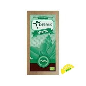CHOCOLATE CON MENTA 100 GRS
