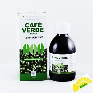 CAFE VERDE FLUIDO 250 ML