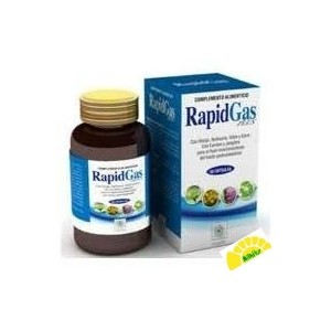 RAPIDGAS PLUS  50 CAPSULAS