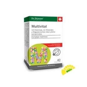 MULTIVITAL SALUS 40 COMP