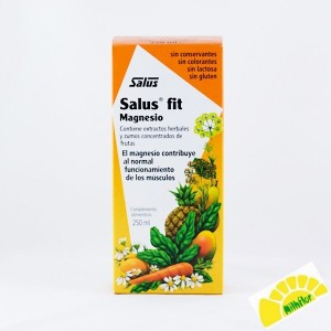 SALUS FIT MAGNESIO 250 ML