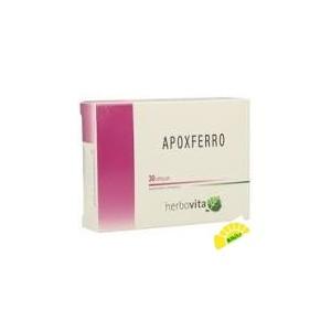 APOXFERRO 30 CAPS