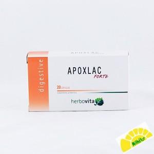 APOXLAC FORTE 20 CAPS