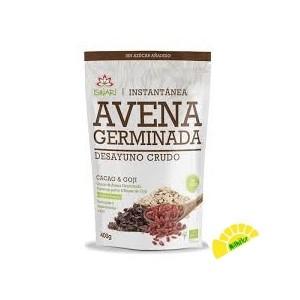 AVENA GERMINADA CACAO GOJI