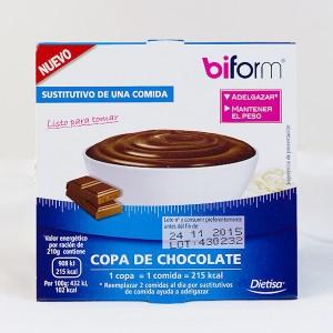 COPA NATILLA CHOCOLATE 210 GRS