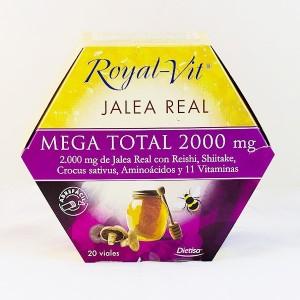 ROYAL MEGA TOTAL 2000 MG 20...