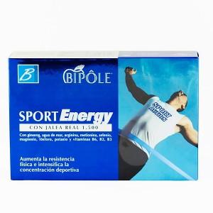 BIPOLE SPORT ENERGY 20 AMPOLL