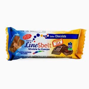 BARRITA LINE SBELT CHOCO CLA