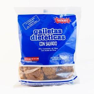 GALLETAS SALVADO SANAVI