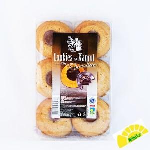 COOKIES DE KAMUT CHOCOLATE...