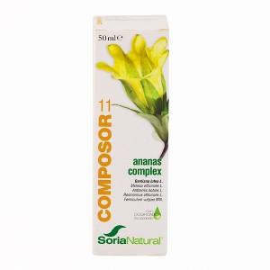 COMPOSOR 11 ANANAS COMPLEX