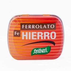 FERROLATO QUELATO DE HIERRO