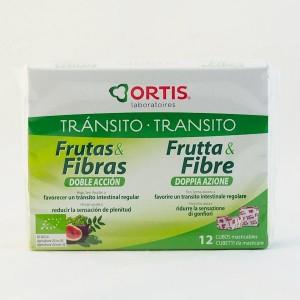 FRUTA Y FIBRA FORTE 12 CUBOS