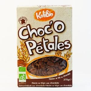 COPOS CEREALES CHOCO KALIBIO
