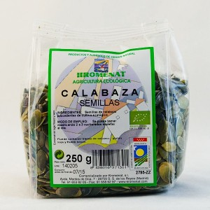 ECO CALABAZA 250 GRS